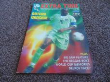 Extra Time, Issue 1